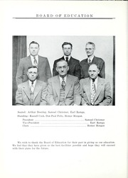 Page 10, 1952 Edition, Buckland High School - Whitefeather Yearbook (Wapakoneta, OH) online yearbook collection