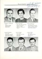 Page 11, 1952 Edition, Buckland High School - Whitefeather Yearbook (Wapakoneta, OH) online yearbook collection