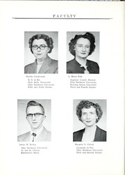 Page 12, 1952 Edition, Buckland High School - Whitefeather Yearbook (Wapakoneta, OH) online yearbook collection