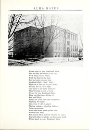 Page 7, 1952 Edition, Buckland High School - Whitefeather Yearbook (Wapakoneta, OH) online yearbook collection