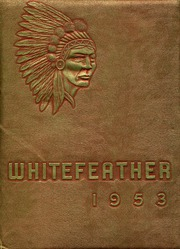 1953 Edition, Buckland High School - Whitefeather Yearbook (Wapakoneta, OH)