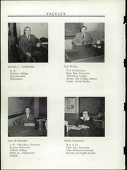 Page 10, 1953 Edition, Buckland High School - Whitefeather Yearbook (Wapakoneta, OH) online yearbook collection