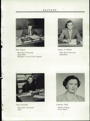 Page 11, 1953 Edition, Buckland High School - Whitefeather Yearbook (Wapakoneta, OH) online yearbook collection