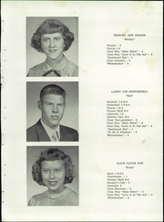 Page 17, 1953 Edition, Buckland High School - Whitefeather Yearbook (Wapakoneta, OH) online yearbook collection