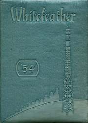 1954 Edition, Buckland High School - Whitefeather Yearbook (Wapakoneta, OH)