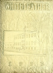 1957 Edition, Buckland High School - Whitefeather Yearbook (Wapakoneta, OH)