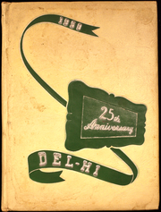 Page 1, 1925 Edition, Pike Delta York High School - Del Hi Yearbook (Delta, OH) online yearbook collection