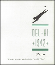 Page 15, 1942 Edition, Pike Delta York High School - Del Hi Yearbook (Delta, OH) online yearbook collection