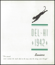 Page 9, 1942 Edition, Pike Delta York High School - Del Hi Yearbook (Delta, OH) online yearbook collection
