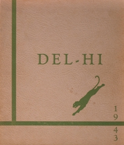 Page 1, 1943 Edition, Pike Delta York High School - Del Hi Yearbook (Delta, OH) online yearbook collection
