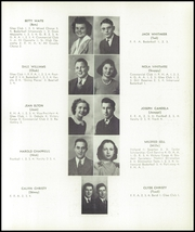 Page 15, 1943 Edition, Pike Delta York High School - Del Hi Yearbook (Delta, OH) online yearbook collection