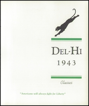 Page 17, 1943 Edition, Pike Delta York High School - Del Hi Yearbook (Delta, OH) online yearbook collection
