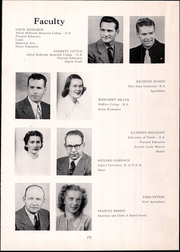 Page 13, 1951 Edition, Pike Delta York High School - Del Hi Yearbook (Delta, OH) online yearbook collection