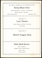 Page 100, 1956 Edition, Pike Delta York High School - Del Hi Yearbook (Delta, OH) online yearbook collection