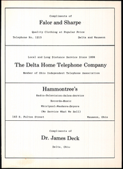 Page 101, 1956 Edition, Pike Delta York High School - Del Hi Yearbook (Delta, OH) online yearbook collection