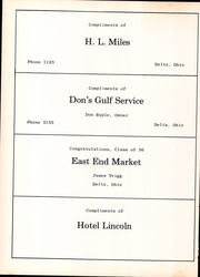 Page 92, 1956 Edition, Pike Delta York High School - Del Hi Yearbook (Delta, OH) online yearbook collection