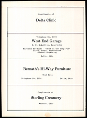 Page 96, 1956 Edition, Pike Delta York High School - Del Hi Yearbook (Delta, OH) online yearbook collection
