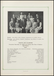 Page 55, 1930 Edition, Jefferson High School - Delphi Yearbook (Delphos, OH) online yearbook collection
