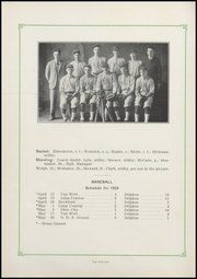 Page 70, 1930 Edition, Jefferson High School - Delphi Yearbook (Delphos, OH) online yearbook collection