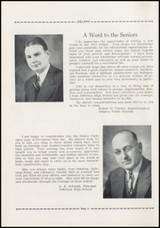 Page 10, 1941 Edition, Jefferson High School - Delphi Yearbook (Delphos, OH) online yearbook collection