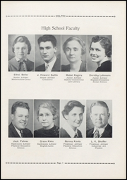 Page 11, 1941 Edition, Jefferson High School - Delphi Yearbook (Delphos, OH) online yearbook collection