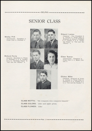 Page 15, 1941 Edition, Jefferson High School - Delphi Yearbook (Delphos, OH) online yearbook collection