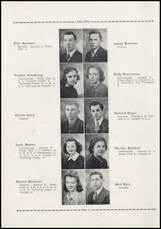 Page 16, 1941 Edition, Jefferson High School - Delphi Yearbook (Delphos, OH) online yearbook collection