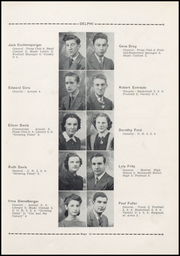 Page 17, 1941 Edition, Jefferson High School - Delphi Yearbook (Delphos, OH) online yearbook collection