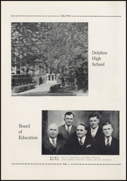 Page 8, 1941 Edition, Jefferson High School - Delphi Yearbook (Delphos, OH) online yearbook collection