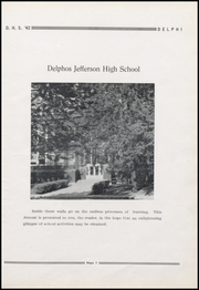 Page 11, 1942 Edition, Jefferson High School - Delphi Yearbook (Delphos, OH) online yearbook collection