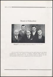 Page 14, 1942 Edition, Jefferson High School - Delphi Yearbook (Delphos, OH) online yearbook collection