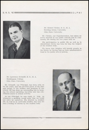Page 15, 1942 Edition, Jefferson High School - Delphi Yearbook (Delphos, OH) online yearbook collection