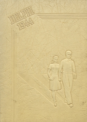Page 1, 1944 Edition, Jefferson High School - Delphi Yearbook (Delphos, OH) online yearbook collection