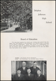 Page 8, 1944 Edition, Jefferson High School - Delphi Yearbook (Delphos, OH) online yearbook collection