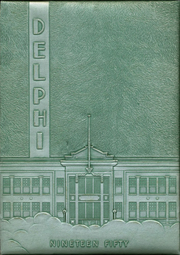 Page 1, 1950 Edition, Jefferson High School - Delphi Yearbook (Delphos, OH) online yearbook collection