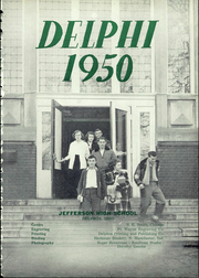 Page 5, 1950 Edition, Jefferson High School - Delphi Yearbook (Delphos, OH) online yearbook collection