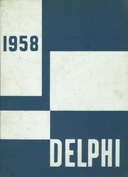 Page 1, 1958 Edition, Jefferson High School - Delphi Yearbook (Delphos, OH) online yearbook collection