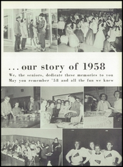 Page 9, 1958 Edition, Jefferson High School - Delphi Yearbook (Delphos, OH) online yearbook collection