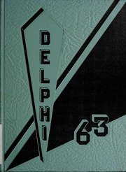 Page 1, 1963 Edition, Jefferson High School - Delphi Yearbook (Delphos, OH) online yearbook collection
