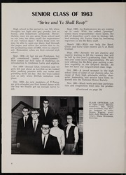 Page 10, 1963 Edition, Jefferson High School - Delphi Yearbook (Delphos, OH) online yearbook collection