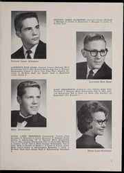 Page 11, 1963 Edition, Jefferson High School - Delphi Yearbook (Delphos, OH) online yearbook collection