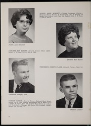 Page 12, 1963 Edition, Jefferson High School - Delphi Yearbook (Delphos, OH) online yearbook collection