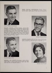 Page 13, 1963 Edition, Jefferson High School - Delphi Yearbook (Delphos, OH) online yearbook collection
