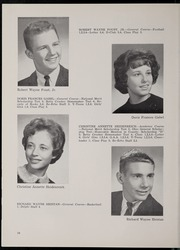 Page 14, 1963 Edition, Jefferson High School - Delphi Yearbook (Delphos, OH) online yearbook collection