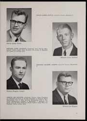 Page 15, 1963 Edition, Jefferson High School - Delphi Yearbook (Delphos, OH) online yearbook collection