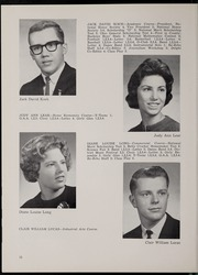 Page 16, 1963 Edition, Jefferson High School - Delphi Yearbook (Delphos, OH) online yearbook collection