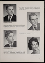 Page 17, 1963 Edition, Jefferson High School - Delphi Yearbook (Delphos, OH) online yearbook collection