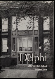 Page 5, 1963 Edition, Jefferson High School - Delphi Yearbook (Delphos, OH) online yearbook collection
