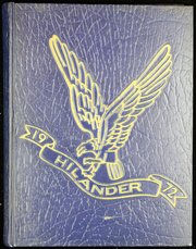 1972 Edition, Hiland High School - Hilander Yearbook (Berlin, OH)