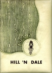 Waynedale High School - Hill n Dale Yearbook (Apple Creek, OH) online yearbook collection, 1956 Edition, Page 1